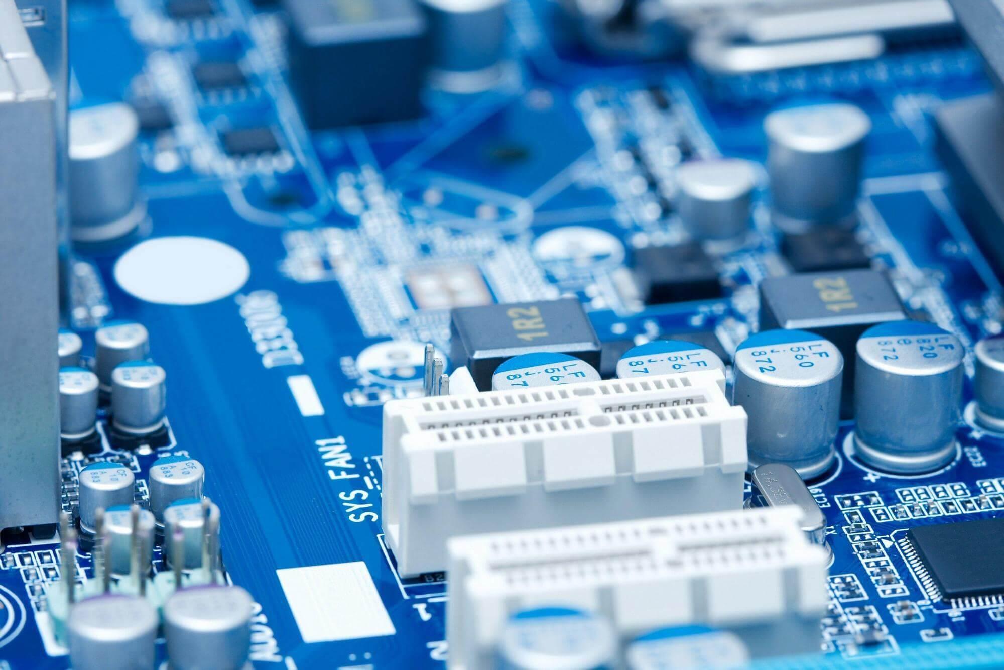 Ценность электронных компонентов
